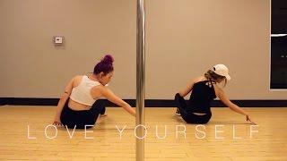 getlinkyoutube.com-Justin Bieber - Love Yourself (Rendition) by Conor Maynard / Choreography