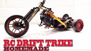 getlinkyoutube.com-RC DRIFT TRIKE RWD HOMEMADE [PART 1/4]