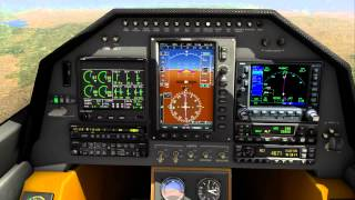 getlinkyoutube.com-Aerobask ViperJet LXR Full Flight with Commentary on PilotEdge in X-Plane 10 | KSAN - KHND