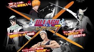 getlinkyoutube.com-Bleach Heat The Soul 7 - All Team Combos (+Their Special Attacks)
