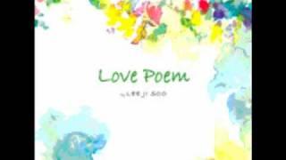 getlinkyoutube.com-Love Poem by Lee Ji Soo: Spring Waltz OST + DOWNLOAD