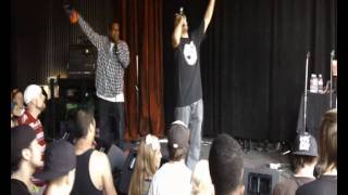 """getlinkyoutube.com-Hopsin and SwizZz LIVE """"Blood Energy Potion"""" in Seattle WA Shot by Cameron Couch"""