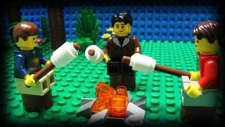getlinkyoutube.com-Lego Camping