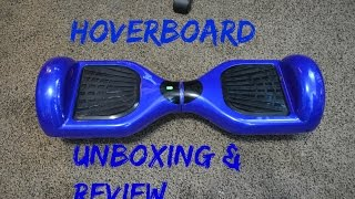 getlinkyoutube.com-Hover Board unboxing & Review