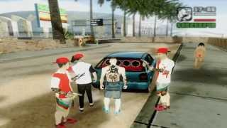 getlinkyoutube.com-Gta Sa / Gol FIXA / Roda BMW / Funk 2015