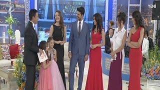 getlinkyoutube.com-Elif Dizisi Oyuncuları İzzet Yıldızhan Show'da