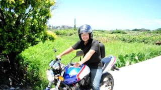 getlinkyoutube.com-Honda Hornet 250 Test