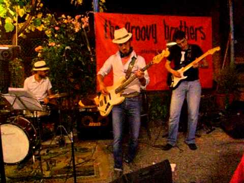 THE GROOVY BROTHERS - Got My Mojo Working