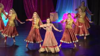 Deewani Mastani new video dance by Mohini Dance Group