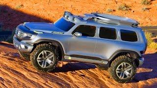 getlinkyoutube.com-Mercedes Concept Ener-G-Force