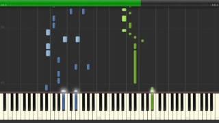Hesitation Snow - fripSide『はつゆきさくら』Full OP Piano 【楽譜/Sheet Music】