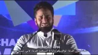 getlinkyoutube.com-مؤثر جداَ مسيحي اسلم يبكى - المسلمين لا يقدروا نعم الله عليهم .