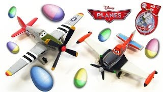 getlinkyoutube.com-Disney Planes Judge Davis Supercharged Dusty Easter Eggs 2014 Holiday Edition Ripslinger Arturo