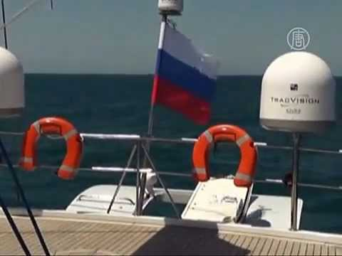 Судно времен Великой отечественной найдено в Крыму