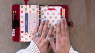 getlinkyoutube.com-Christmas Filofax