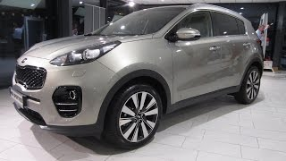 getlinkyoutube.com-Introduction tour of the 2016 Kia Sportage GSE 1.7 CRDi (Full Review coming soon!)