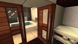 getlinkyoutube.com-マイクラで自分が住んでる家を再現してみた!