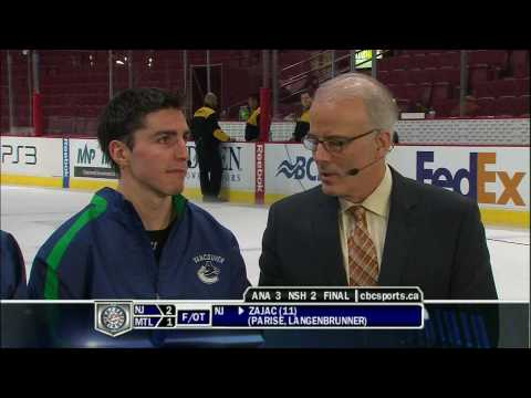 After Hours with The Canucks Top Line - 01.09.10 - (1/2) - HD