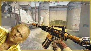 getlinkyoutube.com-Competitive CS:GO With The Crew! Golden Coil Is Bae!