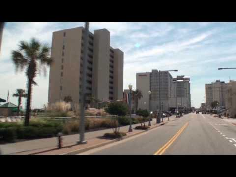 Virginia Beach, VA - Atlantic Avenue, East Side - Summer '08