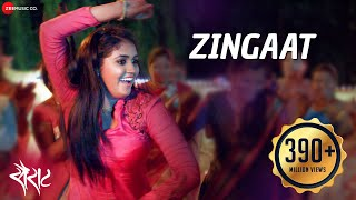 Zingaat - Official Full Video | Sairat | Akash Thosar & Rinku Rajguru | Ajay Atul | Nagraj Manjule