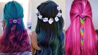 getlinkyoutube.com-#1 أجمل تسريحات الشعر♥♥ تغيير الشكل بشكل واضح ♥♥ جمال✔ تألق ✔ أنوثة