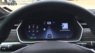 Tesla's Auto Pilot Is Awesome