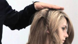 getlinkyoutube.com-Relaxed look and glamorous look by Angelo Seminara - Davines more inside
