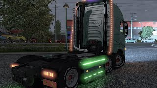 getlinkyoutube.com-Volvo Mega Store Mod ETS2 (Euro Truck Simulator 2)