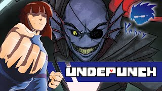 Undertale Anime Opening - Underpunch - One punch man