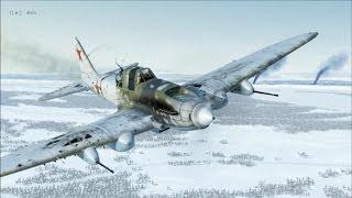 getlinkyoutube.com-IL-2 Battle of Stalingrad (Alpha) : IL-2 Sturmovik & AAA