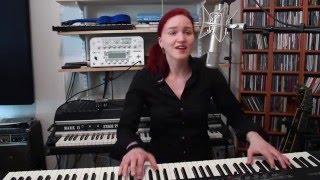getlinkyoutube.com-Ilona Sola - Thinkin' out loud by Ed Sheeran