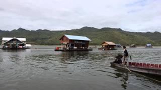 getlinkyoutube.com-ตกปลาเขื่อน ศรีนครินทร์   30 July 2015