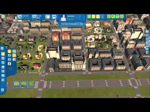 Cities XL - My City Update - April 20, 2014