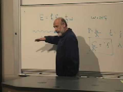 Lecture 1 | Modern Physics: Quantum Mechanics (Stanford)