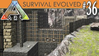 ARK: Survival Evolved - Securing the Base Perimeter!  E36