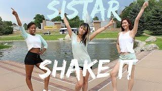 getlinkyoutube.com-SISTAR | Shake It Dance Cover