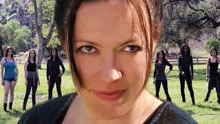 getlinkyoutube.com-KUNG FU FEMMES - Webisode #9