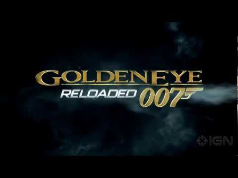 GoldenEye 007 Reloaded: Reveal Trailer -2hGY5izIL5c