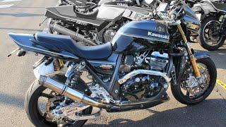 Kawasaki ZRX1200 DAEG 改 Custom Bike