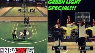 NBA 2K16| Beating mypark Legends! Snapping win streaks- Greenlight special - Prettyboyfredo