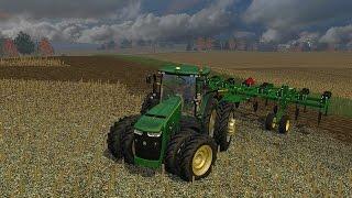 getlinkyoutube.com-Farming Simulator 2015: Ripping a New One HD!