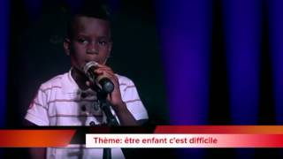 balla moussa feat djani alpha (Clip officiel)- ``être enfant c est difficile``