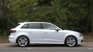 getlinkyoutube.com-Essai Audi A3 Sportback 1.4TFSI 140ch Cylinder on demand