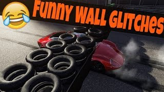 getlinkyoutube.com-Forza 6 Glitch | DRIVING THROUGH WALLS! [multiple locations & funny clips]