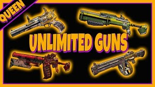 UNLIMITED (Orange) Legendary Weapons Grinder GLITCH - Borderlands Pre Sequel