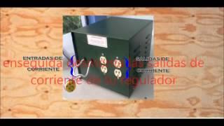 getlinkyoutube.com-conectando equipo de audio, la electricidad, contruyendo el centro de carga