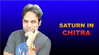 Saturn in Nakshatra of Chitra in Vedic Astrology