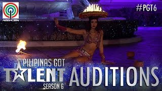 Pilipinas Got Talent 2018 Auditions: Dheza Rose Asis - Belly Dancing