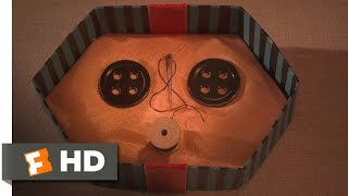Coraline (7/10) Movie CLIP - Buttons for Eyes (2009) HD width=